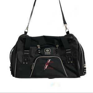 OGIO Large duffle bag with shoulder strap.
